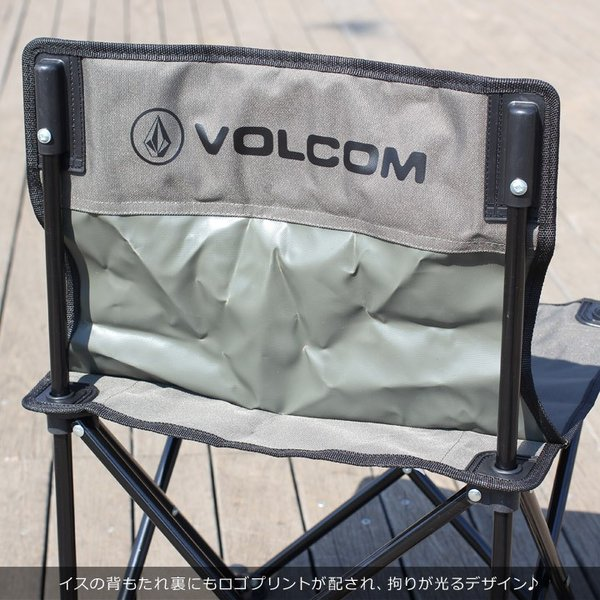 VOLCOM ボルコム ビーチチェア CIRCLE STONE BEACH CHAIR SET D67119JA 2019春夏|3direct|14