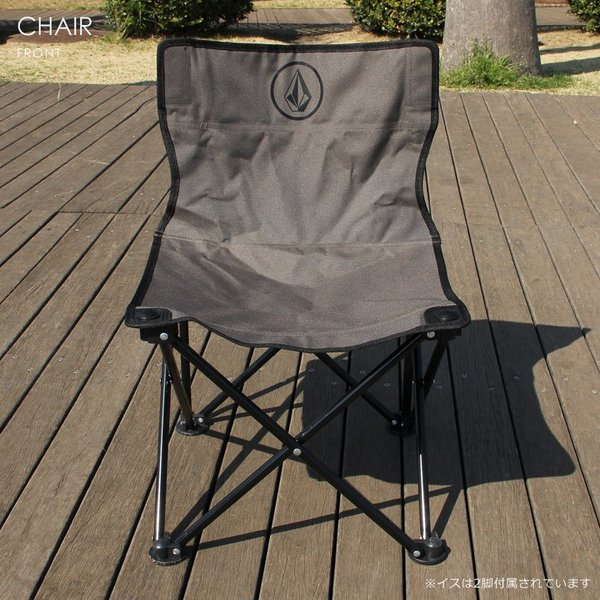 VOLCOM ボルコム ビーチチェア CIRCLE STONE BEACH CHAIR SET D67119JA 2019春夏|3direct|04