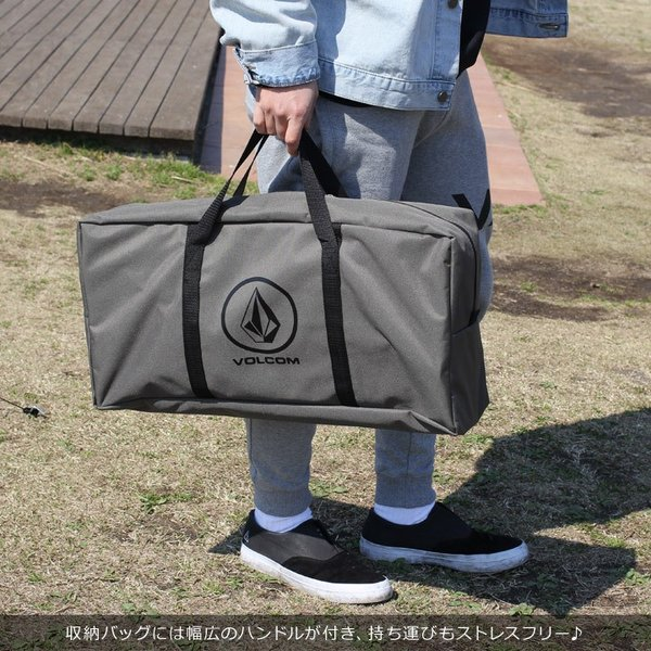 VOLCOM ボルコム ビーチチェア CIRCLE STONE BEACH CHAIR SET D67119JA 2019春夏|3direct|10