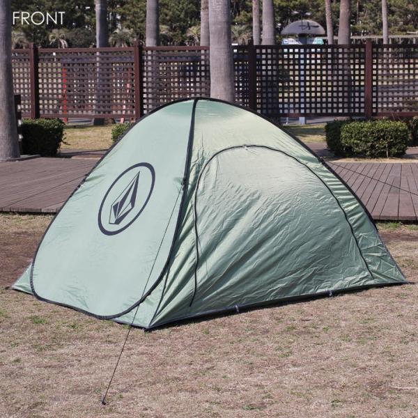 VOLCOM ボルコム テント CIRCLE STONE TENT D67119JC 2019春夏|3direct|02