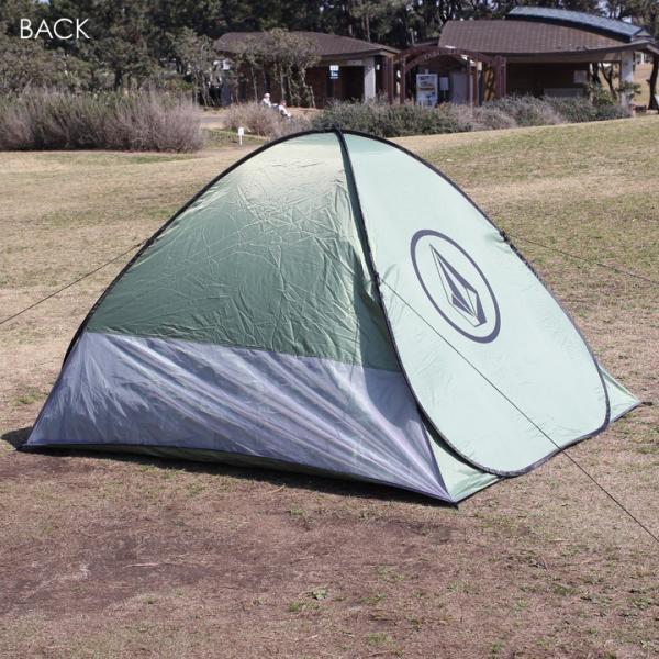 VOLCOM ボルコム テント CIRCLE STONE TENT D67119JC 2019春夏|3direct|03
