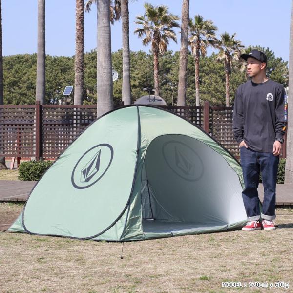 VOLCOM ボルコム テント CIRCLE STONE TENT D67119JC 2019春夏|3direct|05
