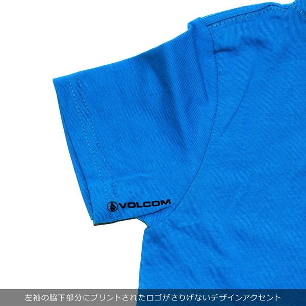 VOLCOM ボルコム Tシャツ キッズ VOLCOM DOG S/S TEE YOUTH LY Y3511931|3direct|07