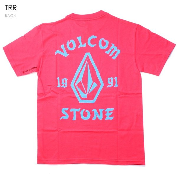 VOLCOM ボルコム Tシャツ キッズ BIG OUTLINE SS TEE BIG YOUTH 2019春夏|3direct|05