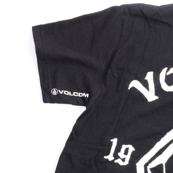 VOLCOM ボルコム Tシャツ キッズ BIG OUTLINE SS TEE BIG YOUTH 2019春夏|3direct|08