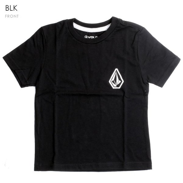 VOLCOM ボルコム Tシャツ キッズ BIG OUTLINE SS TEE LITTLE YOUTH 2019春夏|3direct|02