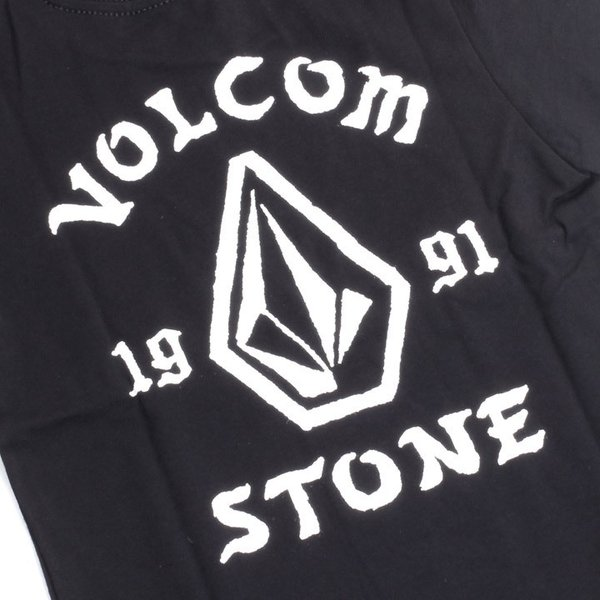 VOLCOM ボルコム Tシャツ キッズ BIG OUTLINE SS TEE LITTLE YOUTH 2019春夏|3direct|07