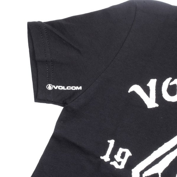 VOLCOM ボルコム Tシャツ キッズ BIG OUTLINE SS TEE LITTLE YOUTH 2019春夏|3direct|08