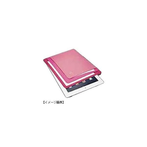 ラディウス RADIUS iPad 2 iPad rd 3ポケットファイリングケース ピンク PA−LC311P