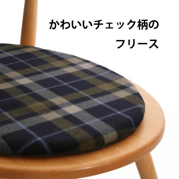 【猫用家具 egg用フリースクッション】 おしゃれ ペット用品 猫 ベッド  洗える クッション 北欧デザイン|3queue|03