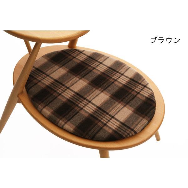 【猫用家具 egg用フリースクッション】 おしゃれ ペット用品 猫 ベッド  洗える クッション 北欧デザイン|3queue|06