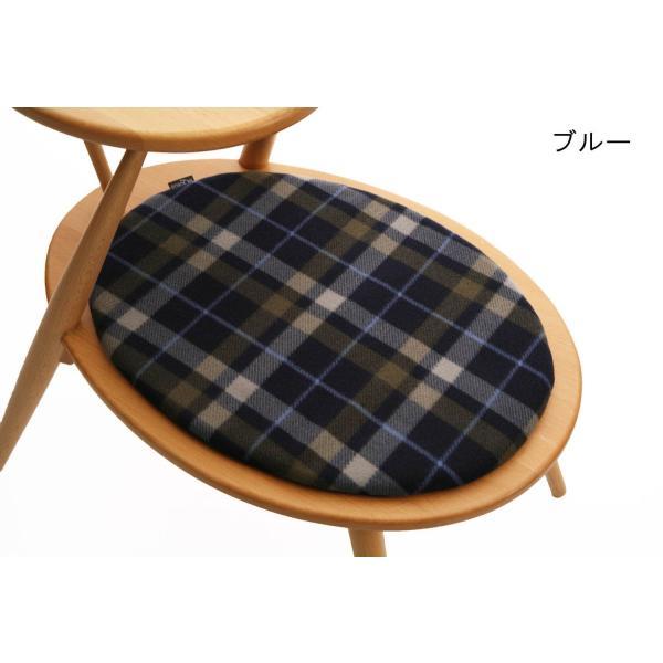 【猫用家具 egg用フリースクッション】 おしゃれ ペット用品 猫 ベッド  洗える クッション 北欧デザイン|3queue|07