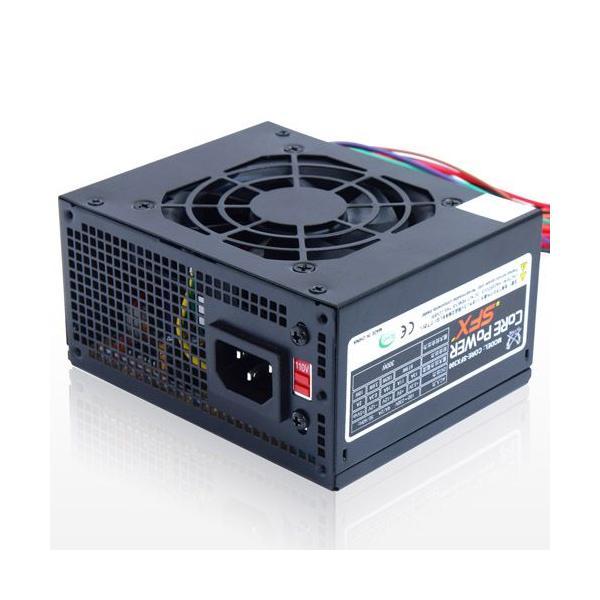サイズ CORE-SFX300 [コアパワー SFX300]コストパフォーマンスに優れた300W SFX電源ユニット|3top