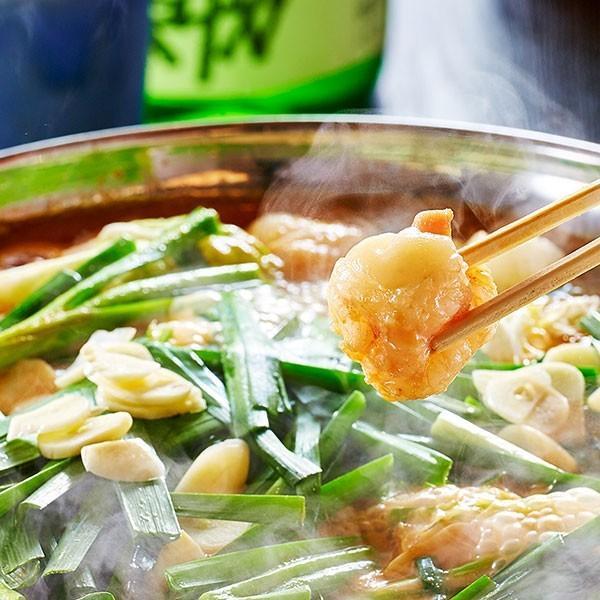 国産牛小腸半額キャンペーン もつ鍋には欠かせない主役のホルモン。鍋に追加しても、焼いておつまみにも。|400804|03