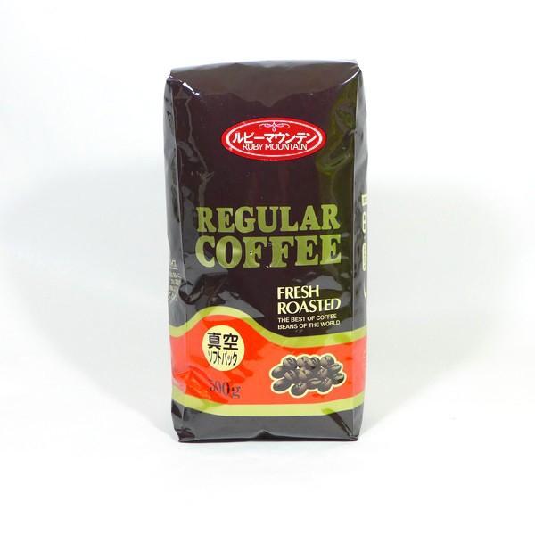レギュラーコーヒー 焙煎ルビーマウンテン 500g|48coffee