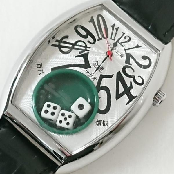 メンズ 腕時計 フランク三浦 五号機(新) ハイパーマカオ FM05K-W