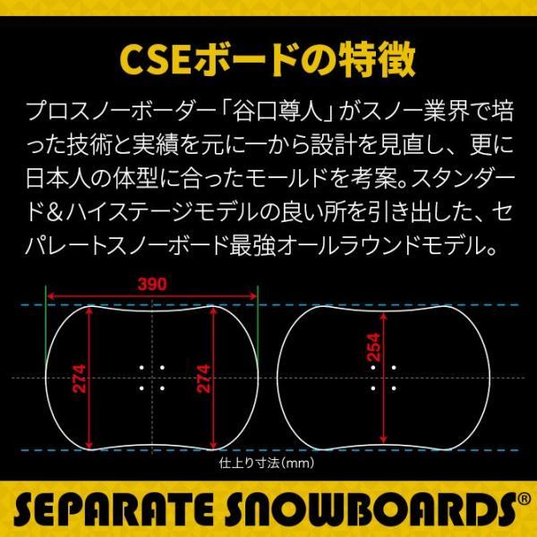 '19 セパレートスノーボード nico(二コ) コンパクトスペシャルエディション|4all|03