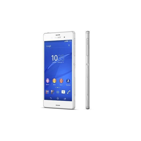 Sony Xperia Z3 Compact SIMフリー 並行輸入品 (Whiteホワイト) 16GB 4season-net 02