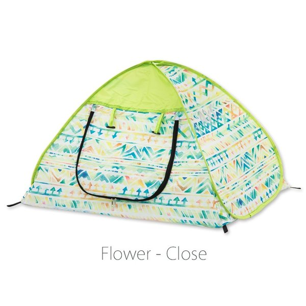 43DEGREES ペット用 テント ワンタッチ サンシェード  ポップアップテント  マット 日よけ 散歩 ケージ|4ss|11