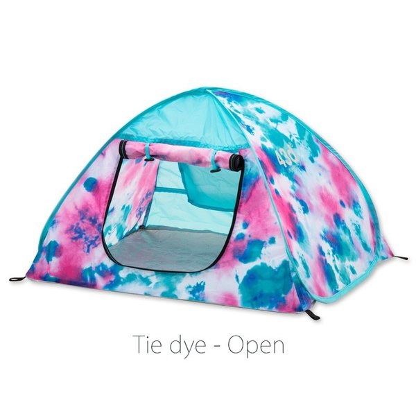 43DEGREES ペット用 テント ワンタッチ サンシェード  ポップアップテント  マット 日よけ 散歩 ケージ|4ss|06