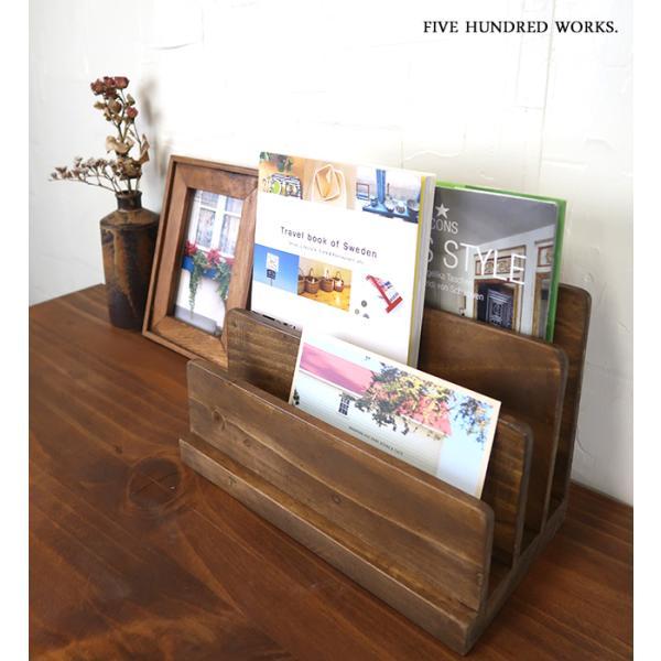 公式 エントリーP10倍 木製雑貨 本立て ブックスタンド 卓上 ブックエンド 本棚 ディスプレイ WOOD WOODホンタテ クレエ