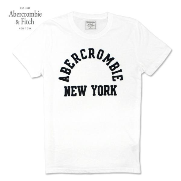 アバクロ Abercrombie & Fitch 半袖 Tシャツ Tee ab662 大きめ XLサイズあり|5445