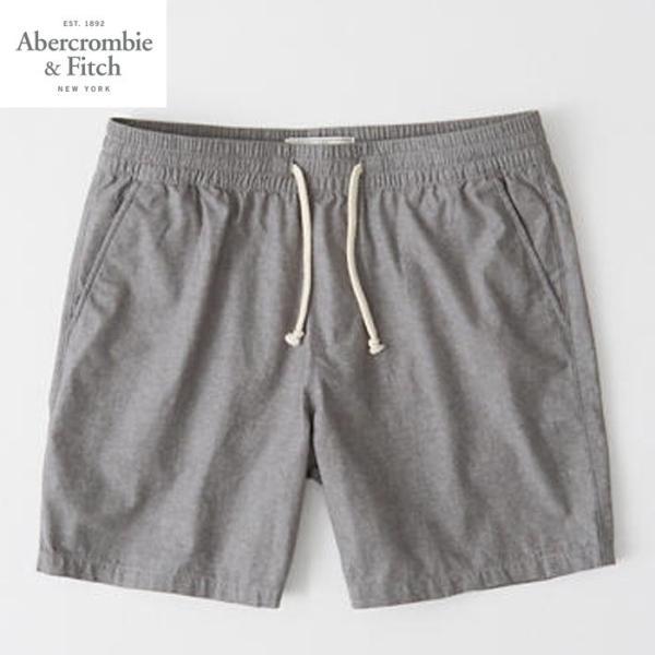 アバクロ Abercrombie & Fitch ショートパンツ ハーフパンツ  ab668 グレー|5445