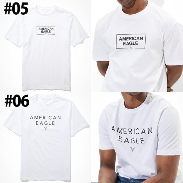 アメリカンイーグル 半袖 Tシャツ USAモデル メンズ AE American Eagle  ae77 送料無料|5445|04