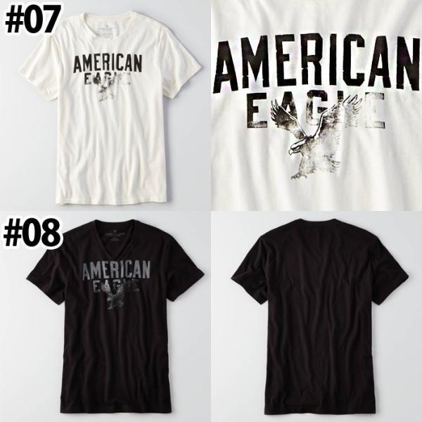 アメリカンイーグル 半袖 Tシャツ USAモデル メンズ AE American Eagle  ae77 送料無料|5445|05