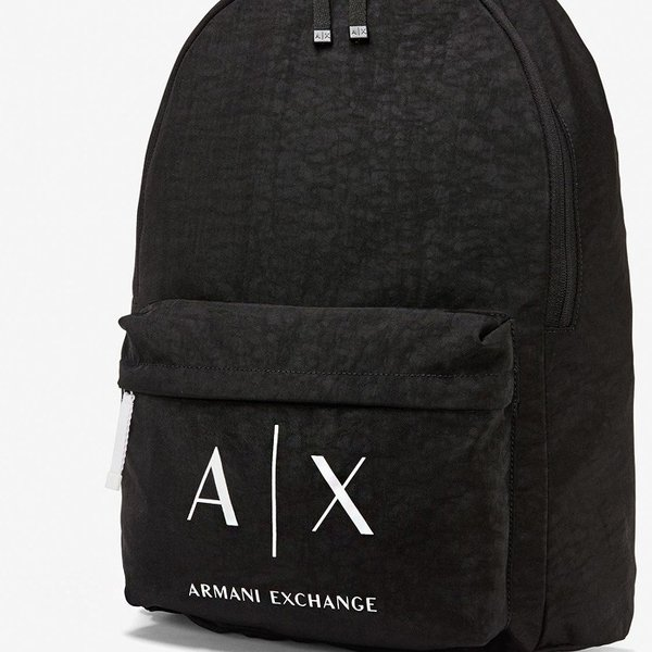 A/X アルマーニ エクスチェンジ リュック バッグ バックパック Bag ARMANI EXCHANGE 正規 ax527 ブラック