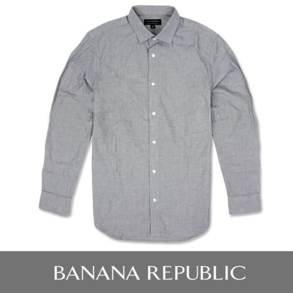 バナリパ BANANA バナナリパブリック 長袖シャツ ba290 グレー|5445