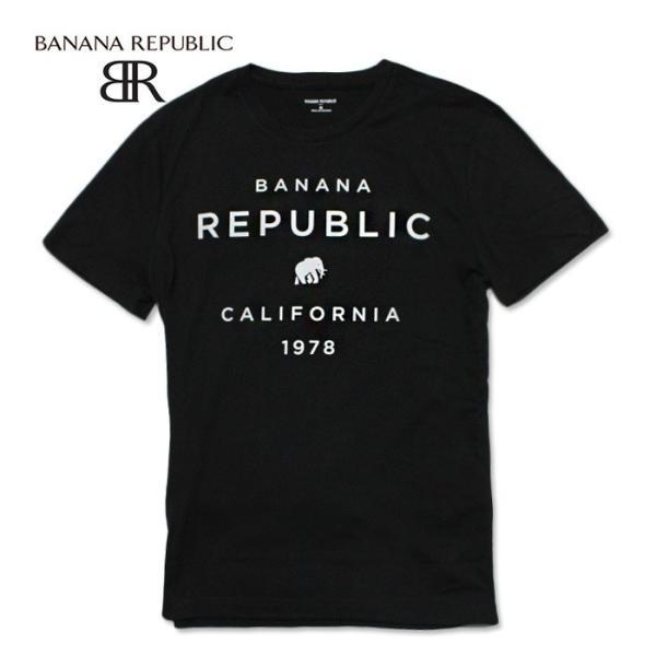 BANANA REPUBLIC バナナリパブリック メンズ Tシャツ 半袖 プリント USA直輸入 ブランド バナリパ ba354|5445