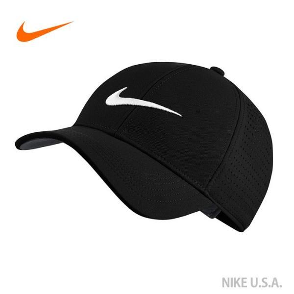 NIKE ナイキ キャップ 帽子 黒 ブラック nike07|5445