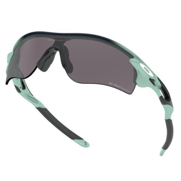 OAKLEY オークリー サングラス 限定イチローモデル RADARLOCK PATH (Asian Fit) アジアンフィット OO9206-5938 偏光レンズ UVカット Prizm Grey oa051|5445|04
