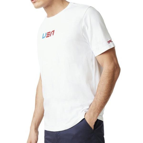 オークリー スポーツ Tシャツ 速乾 吸汗 OAKLEY 白 ホワイト oa260 XL USAサイズ 大きい|5445|03