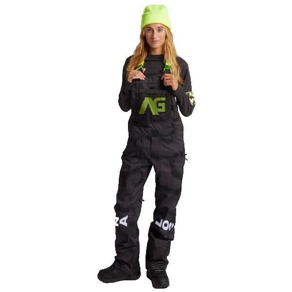アナログ ANALOG ICE OUT BIB PANT メンズ レディース 男女兼用 スノーパンツ スノーウェア ビブパンツ つなぎ オーバーオール ボトムス スノーボード|54tide|05