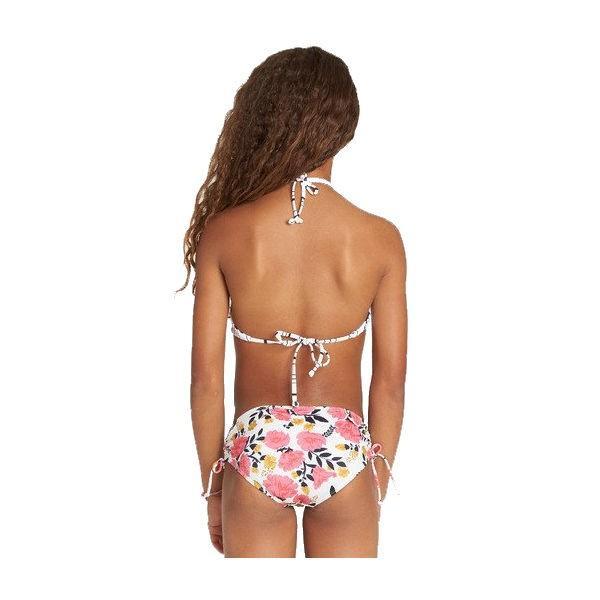 ビラボン BILLABONG キッズ ビキニ 水着 リバーシブル スイムウェア ウエア 子供用 ガールズ 女の子 120cm-150cm MUL Girls Sun Dream High Neck Bikini Set|54tide|04