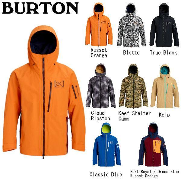 バートン BURTON Mens Burton [ak] GORE-TEX Cyclic Jacket メンズ スノージャケット スノーウエア 【BURTON JAPAN正規品】|54tide