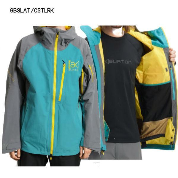 バートン BURTON Mens Burton [ak] GORE-TEX Cyclic Jacket メンズ スノージャケット スノーウエア 【BURTON JAPAN正規品】|54tide|08