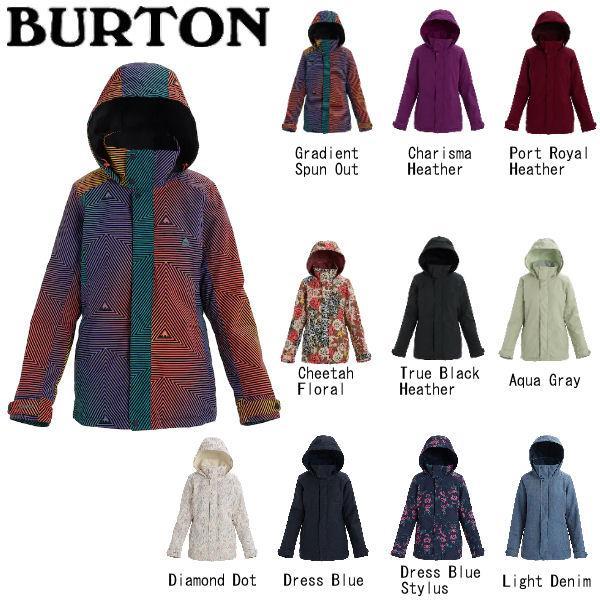 バートン  Womens Burton Jet Set Jacket レディース スノーウェア ジャケット アウター スノーボード 【BURTON JAPAN正規品】