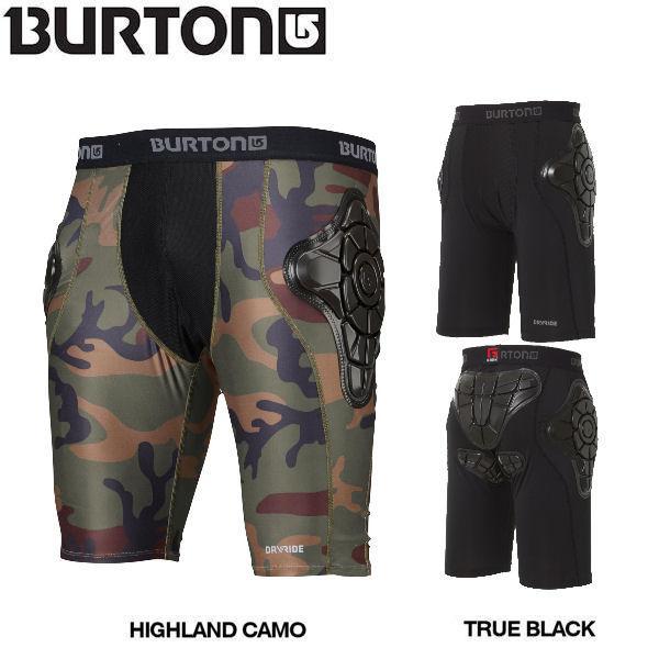 定番アイテム BURTON バートン Mens Burton Total Impact Short メンズ プロテクター スノーボード 防護服 ウェア BURTON JAPAN正規品|54tide