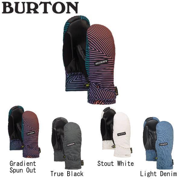 バートン BURTON Women's REVERB GORE-TEX MITTEN レディース スノーグローブ 手袋 スノーボード ウィンタースポーツ   【BURTON JAPAN正規品】|54tide