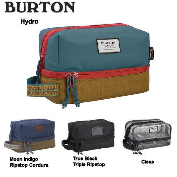 バートン BURTONメンズ レディース アクセサリーケース ポーチ 小物入れ Burton Low Maintenance Kit  BURTON JAPAN正規品|54tide