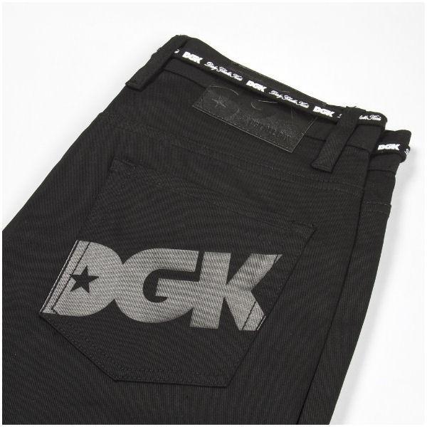 ディージーケー DGK ICON STRETCH TWILL メンズデニムパンツ ジーパン ジーンズ|54tide|03