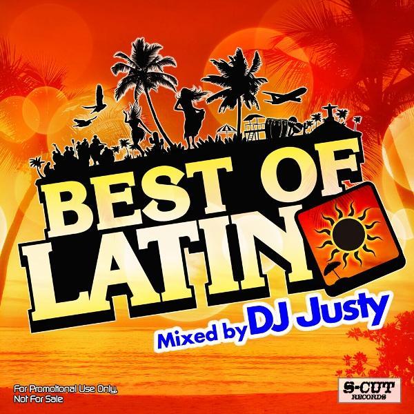 DJ Justy BEST OF  LATIN ラテン MIX CD|54tide