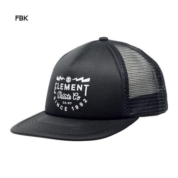 エレメント ELEMENT キッズメッシュキャップ スナップバック 帽子 ボーイズ ガールズ BLK FBK LBE RED RIFT TRUCKER|54tide|04