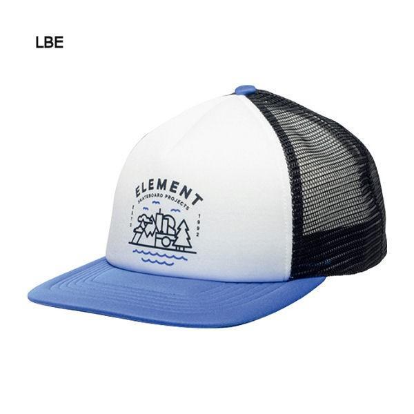 エレメント ELEMENT キッズメッシュキャップ スナップバック 帽子 ボーイズ ガールズ BLK FBK LBE RED RIFT TRUCKER|54tide|06