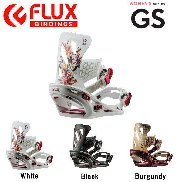FLUX フラックス GS レディース ビンディング バインディング スノーボード スノボー|54tide