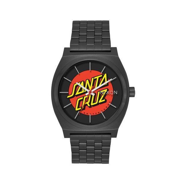 ニクソン NIXON メンズ レディース ウォッチ アナログ腕時計 タイムテラー SANTA CRUZ BLACK/SANTA CRUZ THE TIME TELLER 正規品|54tide|02