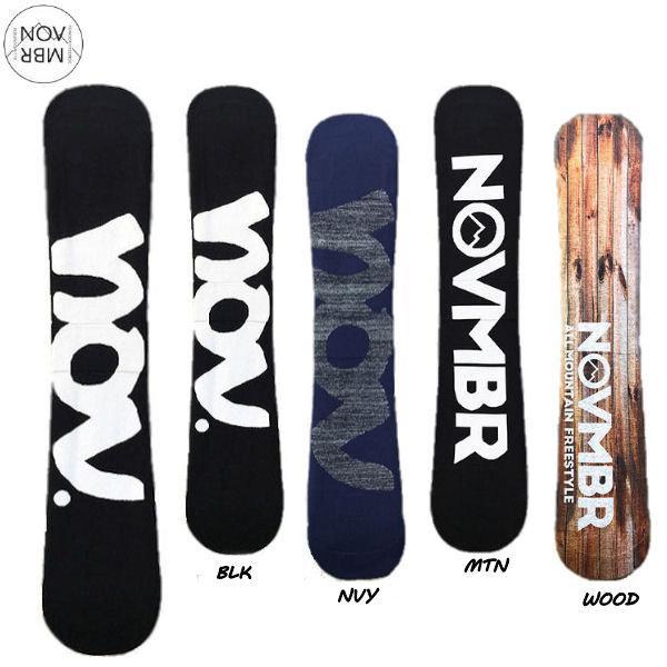 ノーベンバー NOVEMBER SOLE COVER KNIT  ソールカバー ボードケース ニットカバー スノーボード 板 2サイズ 4カラー